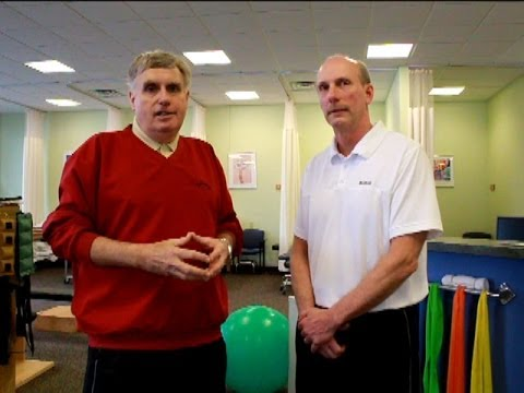 Balance and Proprioception Exercises for Golfers